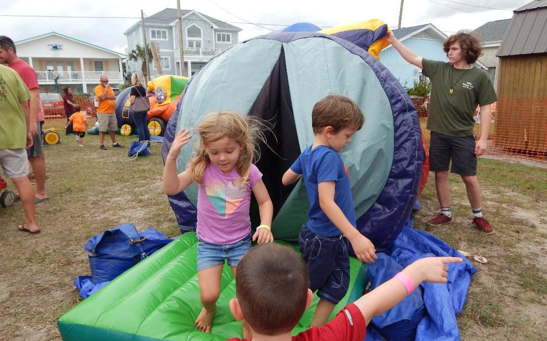 The 31st Autumn with Topsail Festival Celebrates Fall with Art, Beach Music, Food and Much More