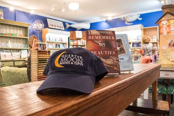 QuarterMoonBooks&GiftsTopsailNC