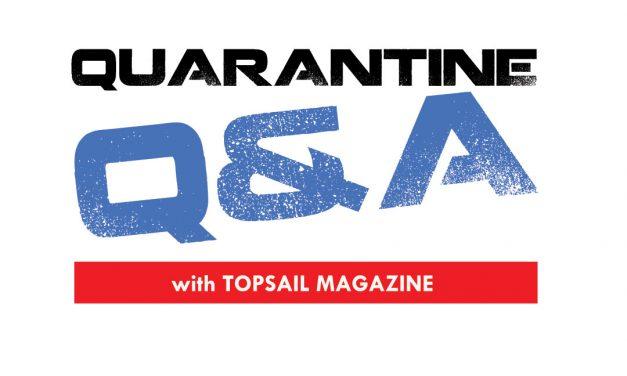 Quarantine Q&A: Rebecca Scott