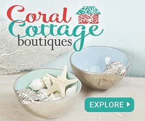 Sponsored by Coral Cottage Boutiques