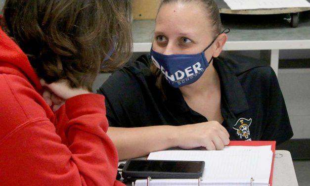 Changes in Pender Schools