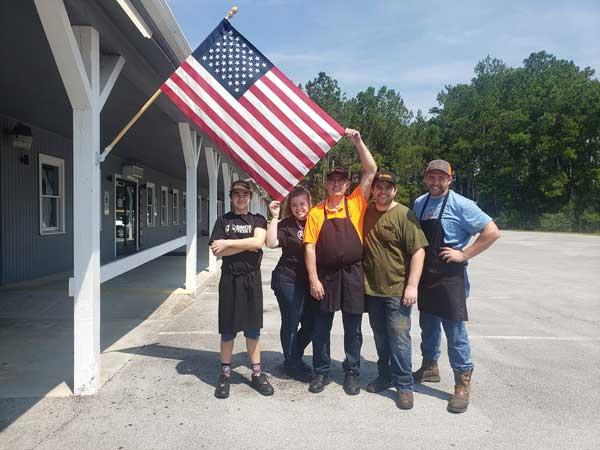 Smoky Tonys BBQ in Holly Ridge NC