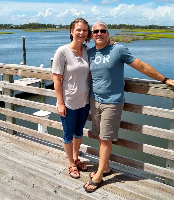John & Claire Topsail Island Trading Co
