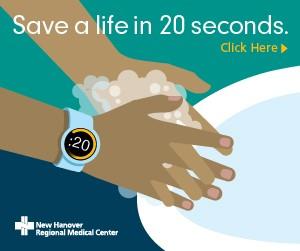 Sponsored by New Hanover Regional Medical Center