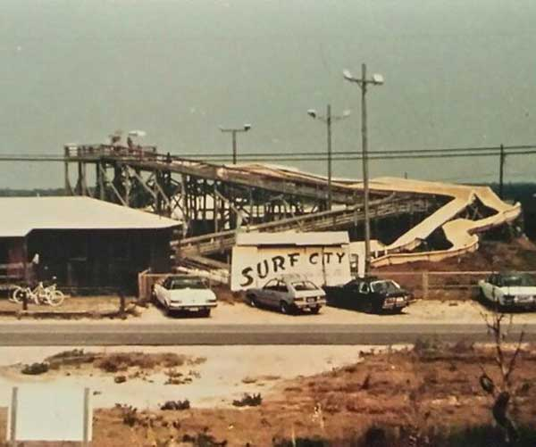 Surf City Water Slide Contributed from Doug Medlin