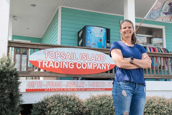 Topsai lIsland Trading Company NC