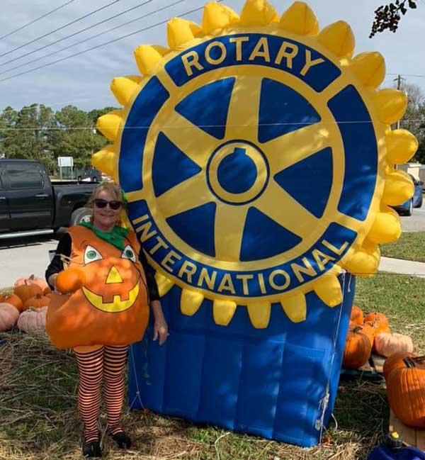 Surf City Rotary Pumpkin Patch NC