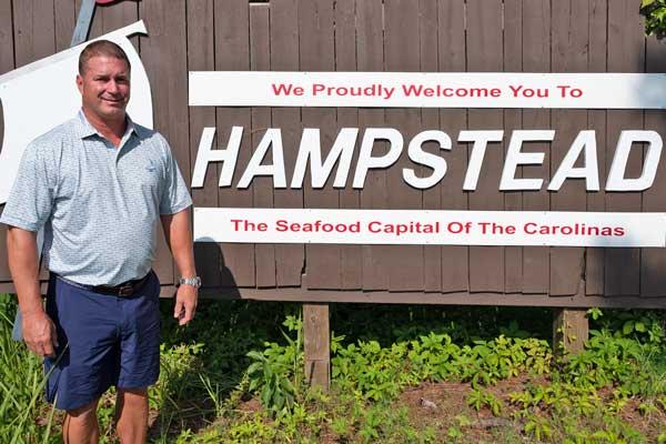 Hampstead Seafood Capital NC