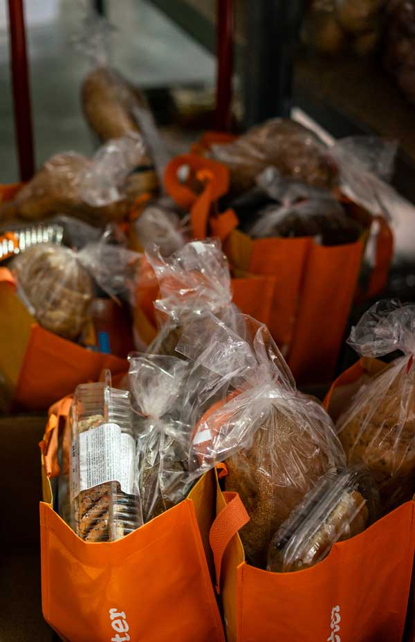 Share The Table Community Food Pantry Packs NC