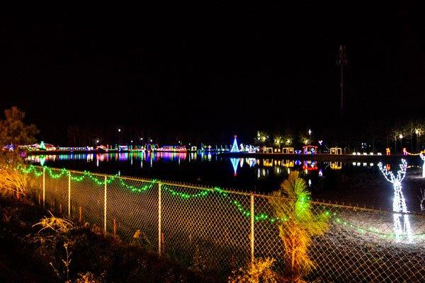 Surf City NC Area Christmas Lights