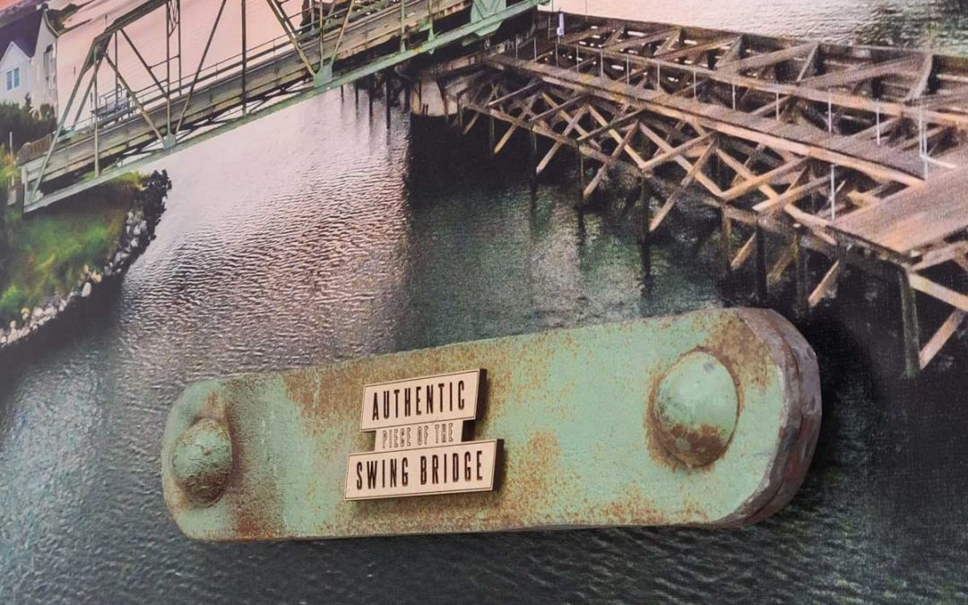 Swing Bridge Memories