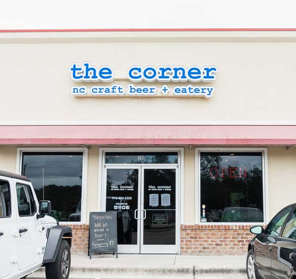 The Corner Craft Beer Surf City NC
