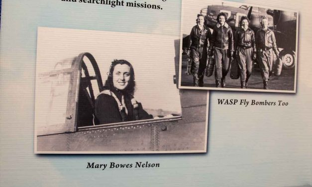 WWII's Fly Girls