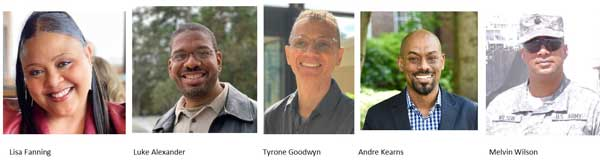 Panelists Pender Library Genealogy
