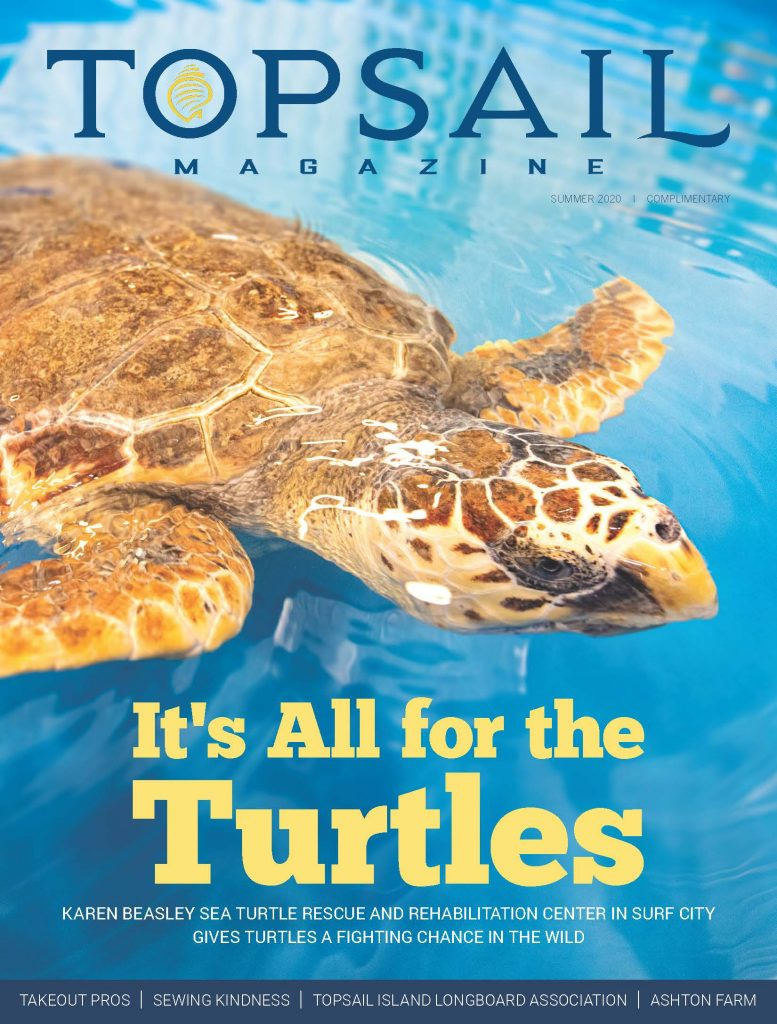 Topsail Magazine Summer 2020-21 Digital Edition