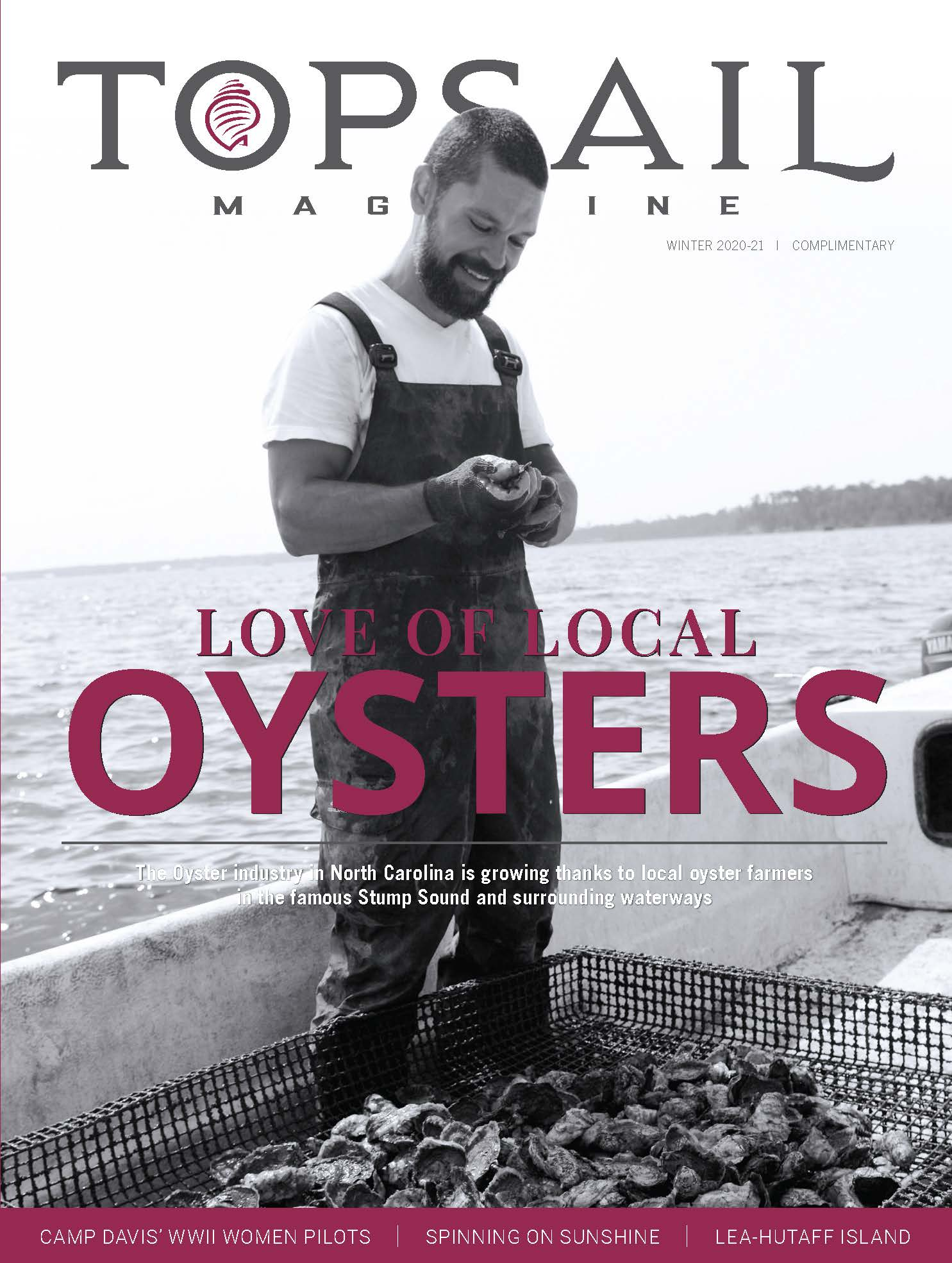 Topsail Magazine Winter 2020-21 Digital Edition