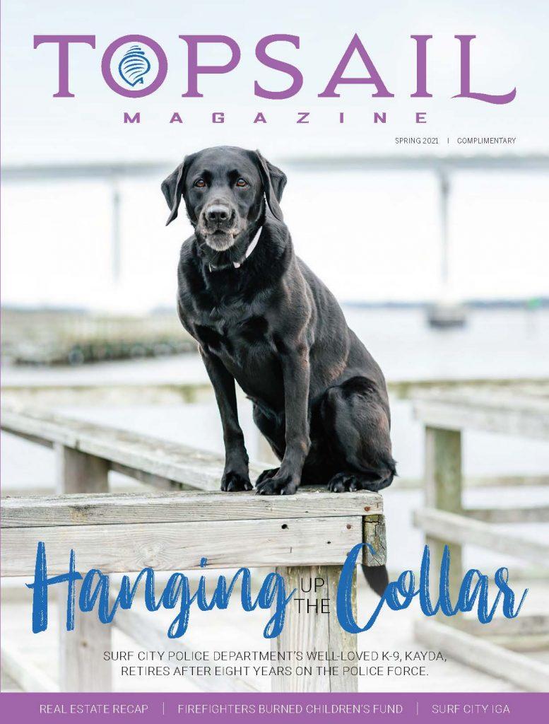 Topsail Magazine Spring 2021 Digital Edition