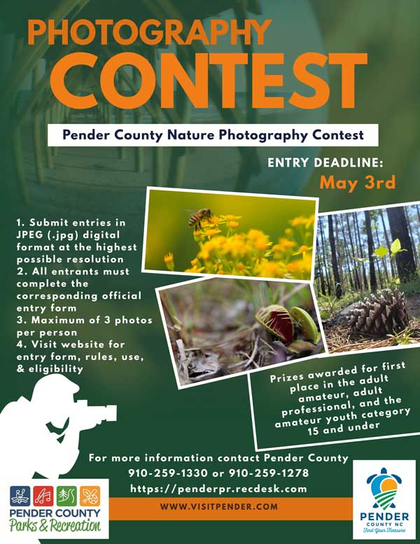 2021 Nature Photography Contest