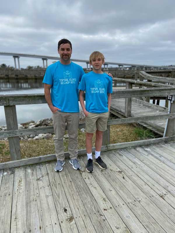 Bellhop Boys Topsail Island NC
