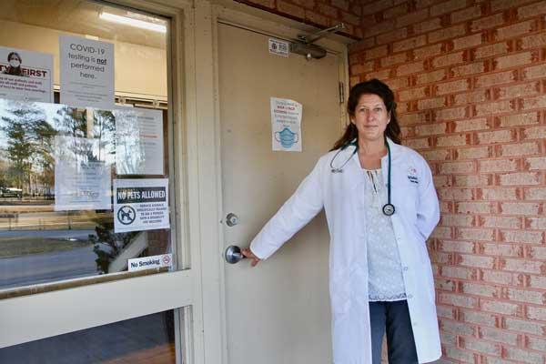 Pender County NC Penslow Medical