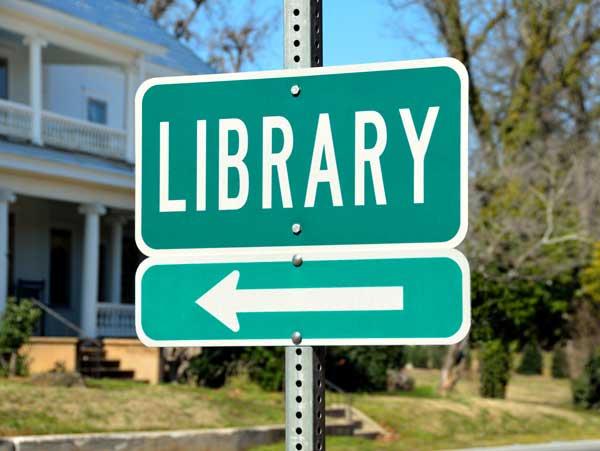 Pender Library Dedication Meeting Room NC