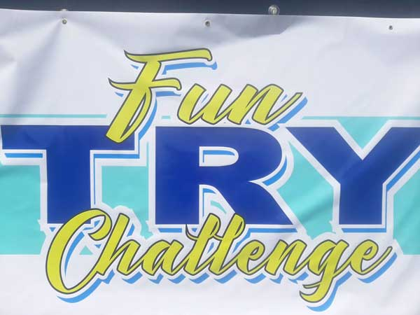 Topsail NC Fun TRY Challenge
