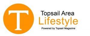 Topsail Lifestyle Logo Orange