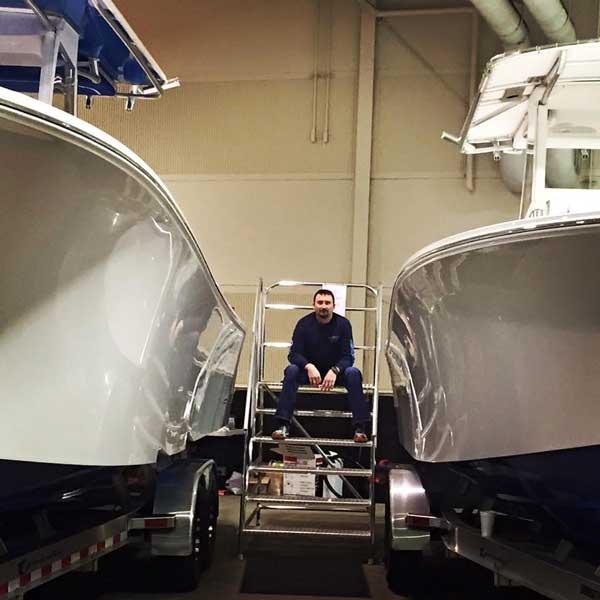 Brad McKnight Onslow Bay Boats
