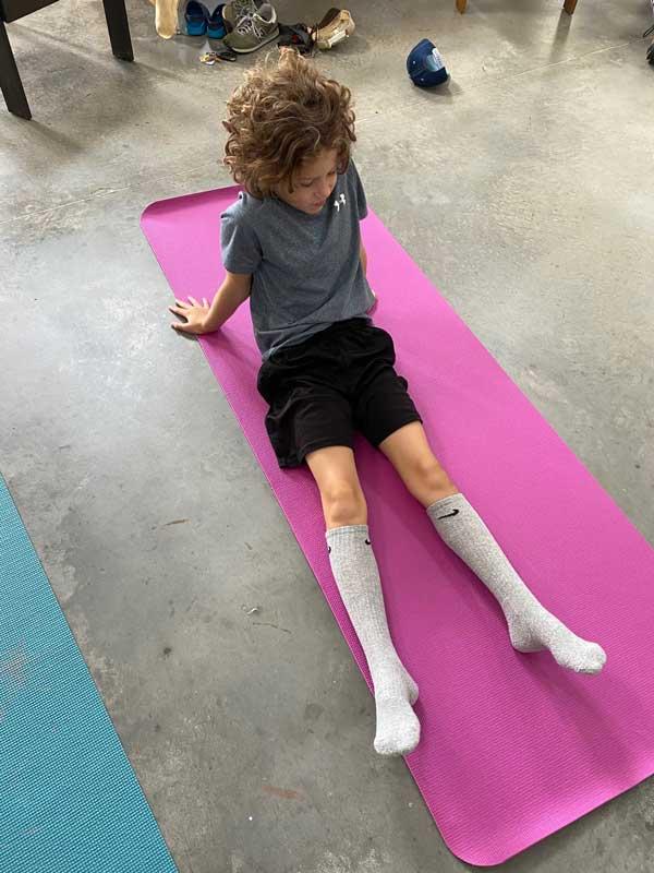 Emergent Yoga Kids Topsail NC