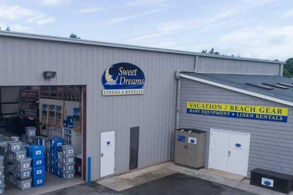 Sweet Dreams Linens & Rentals Surf City NC
