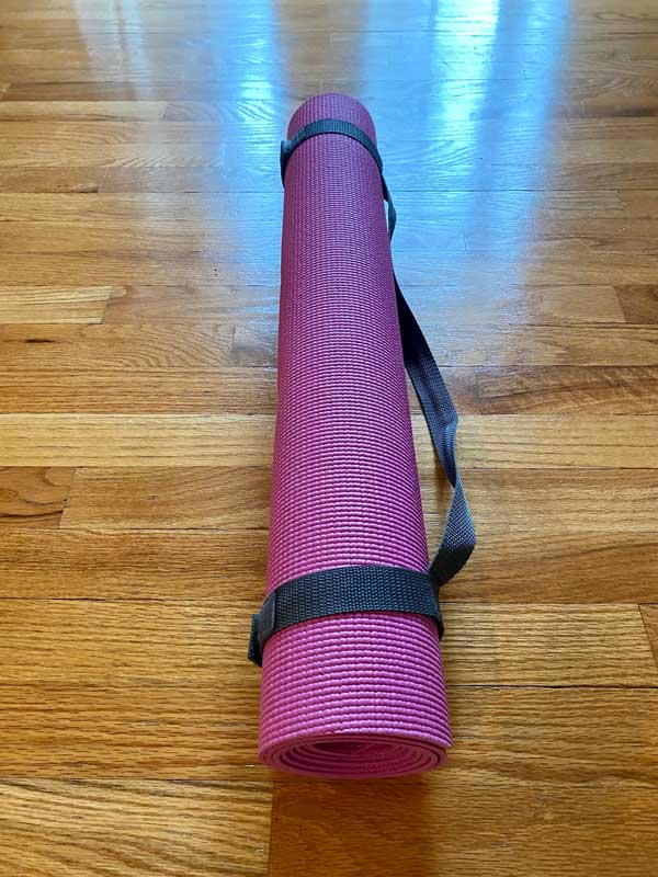 Yoga Mat Topsail NC