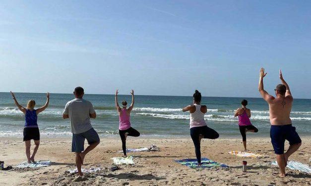 Topsail's Yoga Scene