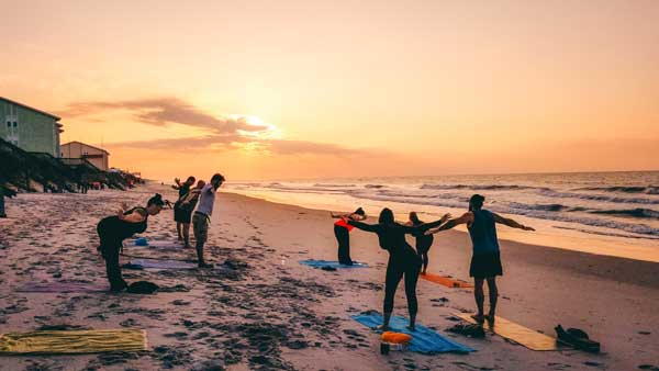 Yoga Studio Topsail Beach NC