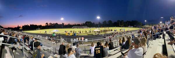 Football Topsail NC