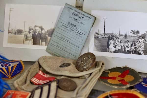 Memorabilia Camp Davis NC