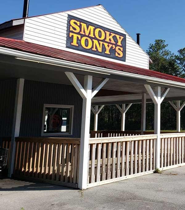 Smoky Tonys NC