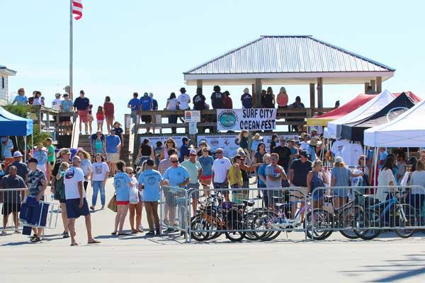 Surf City NC Ocean Fest