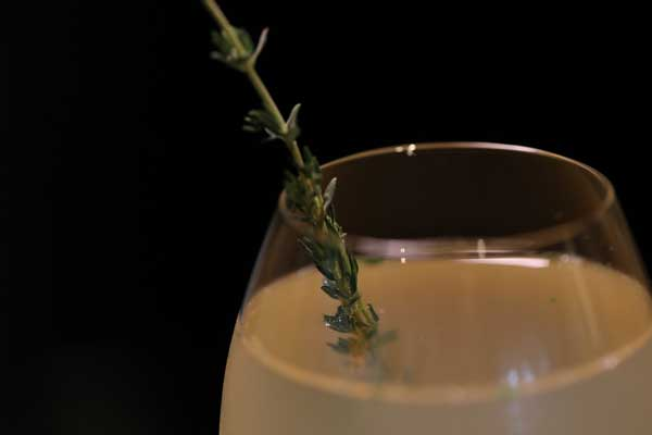 Thyme Tequila