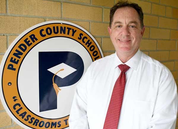 Bob Fankboner Pender County School